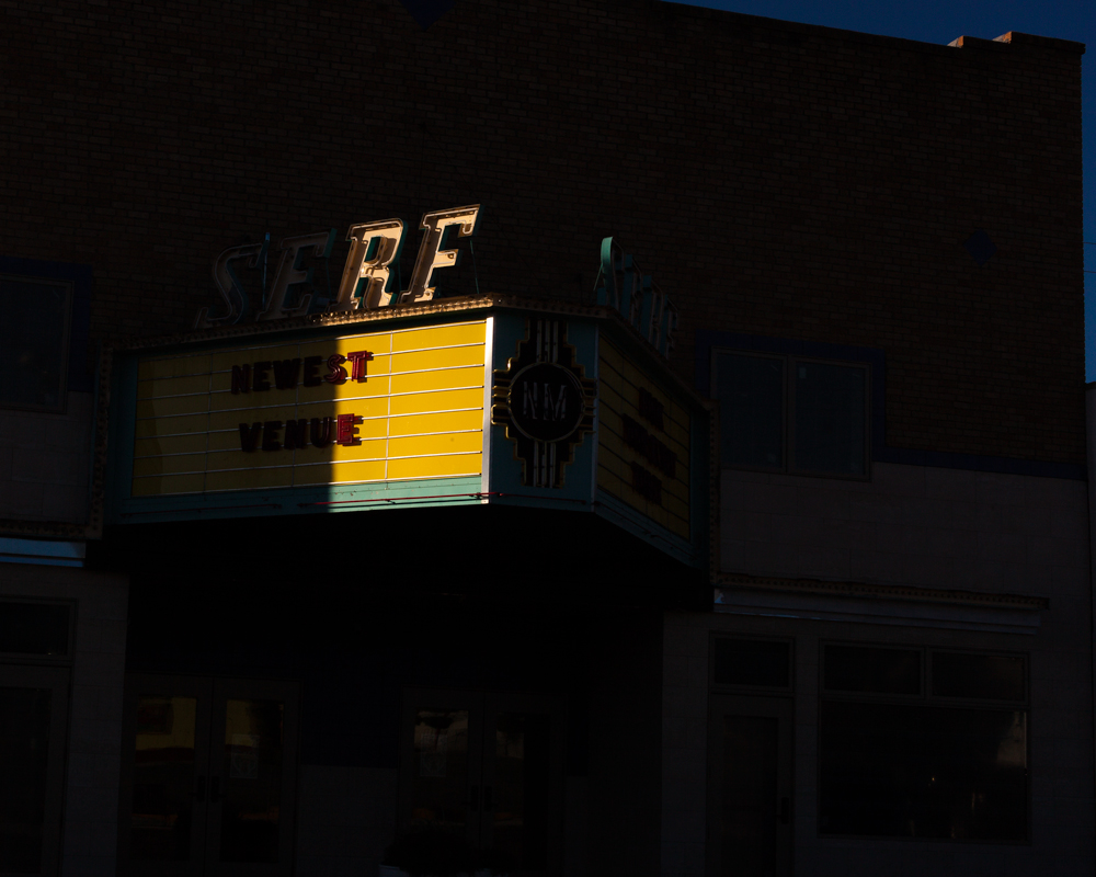 The Serf Theater, Las Vegas, NM
